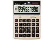 Canon USA 1073B010 HS-1000TG One-Color 10-Digit Desktop Calculator, Tan