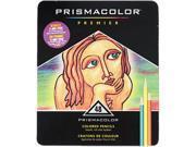 Prismacolor 3598T Premier Colored Woodcase Pencils, 48 Assorted Colors/Set