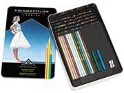 Prismacolor 4484 Drawing & Sketching Pencils, 0.70 mm, 132 Assorted Colors/Set