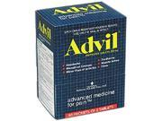 Image of Advil 15489 Ibuprofen Tablets, Two-Packs, 50 Packs/Box
