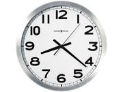 Howard Miller 625-450 Round Wall Clock, 15-3/4in