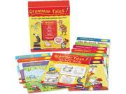 Scholastic 0545067707 Grammar Tales Teaching Guide Grades 3 and Up 120 Pages