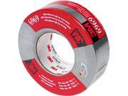 3M 6969-2 Poly-Coated Cloth Duct Tape for HVAC, 1.88