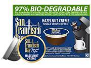 SFB 47022 SFB Hazelnut Creme 12 Ct Box