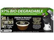 SFB 33052 SFB French Roast 36 Ct Box