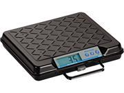 Salter Brecknell GP250 Portable Electronic Utility Bench Scale, 250lb Capacity, 12 x 10 Platform