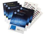 HP Q2013A LTO-6 Ultrium RW Bar Code Label Pack - 110 Label
