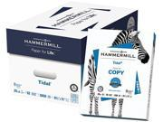 Hammermill HAM162008PL Multi Purpose Paper, 20 lb, 8 1/2 x 11, 92 GE/102 ISO, 5000 Sheets/Carton - 1 Pallet (40 Cartons)