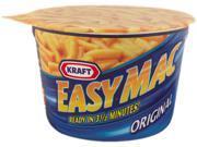 Kraft 01641 Easy Mac Original, 2.05-Ounce Microwave Cups (Pack of 36)