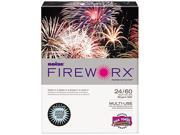 Boise MP2241-BE FIREWORX Multipurpose Colored Paper