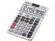 Casio JF-100MS JF100MS Desktop Calculator, 4-1/4w x 6-7/8d