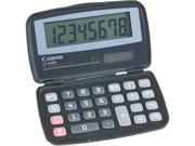 Canon USA 4009A006AA LS555H Handheld Foldable Pocket Calculator 8 Digit LCD