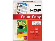 Boise BCP-2811 HD:P Color Copy Paper, 98 Brightness, 28lb, 8-1/2 x 11, White, 500 Sheets/Ream