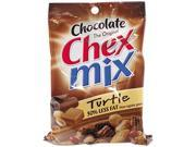 General Mills SN16794 Chex Mix Chocolate Turtle, 4.5 oz., 7/Box