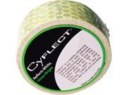 Miller s Creek 151831 Honeycomb Safety Tape Fluorescent Green 1.5 w x 5 l 1 Roll
