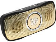 Monster MSP SPSTR BKF BT BK 24K WW** SuperStar BackFloat High Definition Bluetooth Speakers - Multilingual
