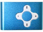 Vertigo 1022BLUE 2GB MP3 Player Blue