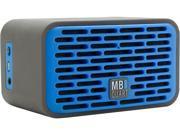 MB Quart QUB 2 Portable Bluetooth Speaker-Blue