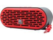 MB Quart QUB 3 Portable Bluetooth Speaker-Red