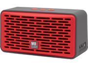 MB Quart QUB 4 Portable Bluetooth Speaker-Red