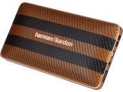 Harman Kardon Esquire Mini COACH Limited Edition Bluetooth Wireless Portable Speaker Brown Black