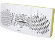 Bose SoundDock XT Speaker-White/Yellow