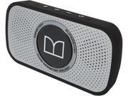 Monster Cable SuperStar HD Bluetooth Speaker-Blk/Grey