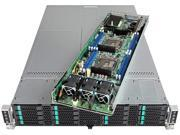 Intel HNS2600KPF Barebone System - 1U Rack-mountable - Socket R3 (LGA2011-3) - 2 x Processor Support