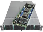 Intel HNS2600KP Barebone System - 1U Rack-mountable - Socket R3 (LGA2011-3) - 2 x Processor Support