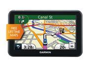 "GARMIN 5.0"" GPS Navigation w/ Lifetime Map Updates"
