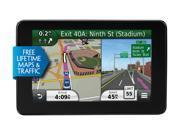 "GARMIN 5.0"" GPS Navigation w/ Lifetime Traffic & Map Updates"