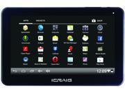 """Craig Electronics CMP749 Dual Core Processor 1GB DDR3 Memory 4GB Flash 7.0"""" Touchscreen Tablet Android 4.1 (Jelly Bean)"""