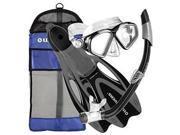 U.S. Divers (Aqua Lung America) CozumelSeabreezeGearBagBlkML