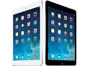 """Apple iPad Air FJ9L2AM/A-BDL Apple A7 1GB Memory 128GB 9.7"""" Touchscreen Tablet Wi-Fi + 4G - White iOS 7"""