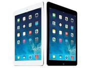 APPLE FACTORY RECERTIFIED IPAD AIR 64GB WIFI+4G GSM/UNLOCKED TABLET WHITE BROWN-BOX/1 YEAR THIRD PARTY WARRANTY
