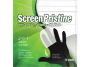 PC Treasures 07500 ScreenPristine Wipes and Screen Protector Clear