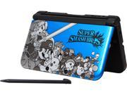 Nintendo 3DS XL - Blue Super Smash Bros. Edition