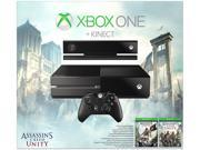 Microsoft Xbox One 500GB Assassin's Creed Unity Bundle with Kinect