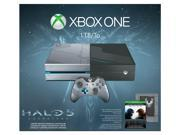 Xbox One 1TB Halo 5: Guardians Limited Edition Console Bundle