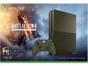 Xbox One S 1 TB Console - Battlefield 1 Special Edition Bundle