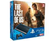 PlayStation 3 500GB w Last of Us