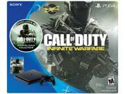 PlayStation 4 Slim 500GB Console Call of Duty Infinite Warfare Bundle