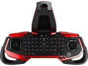 Mad Catz S.U.R.F.R Wireless Media and Game Controller - Red