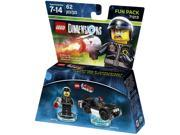 Warner Brothers LEGO Movie Bad Cop Fun Pack - LEGO Dimensions