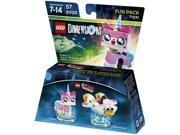 Warner Brothers LEGO Movie Unikitty Fun Pack - LEGO Dimensions