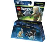 Warner Brothers Lord Of The Rings Gollum Fun Pack - LEGO Dimensions