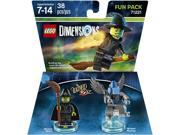 Image of Warner Brothers Wizard of Oz Wicked Witch Fun Pack - LEGO Dimensions