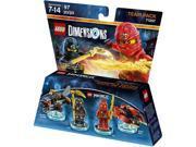 Warner Brothers Ninjago Team Pack - LEGO Dimensions