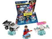 Warner Brothers Back to the Future Level Pack - LEGO Dimensions