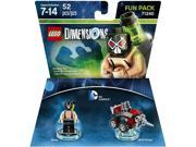 Warner Brothers LEGO Dimensions Fun Pack DC Comics-Bane